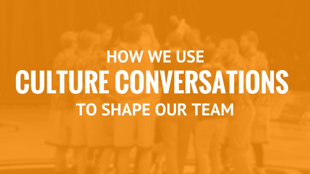 Culture Conversations