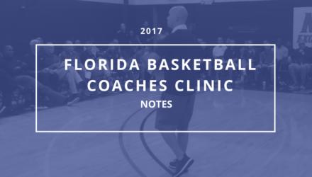Florida Basketball Clinic