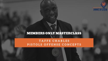 Taffe Charles Pistol Offense