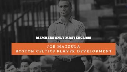 Joe Mazzulla
