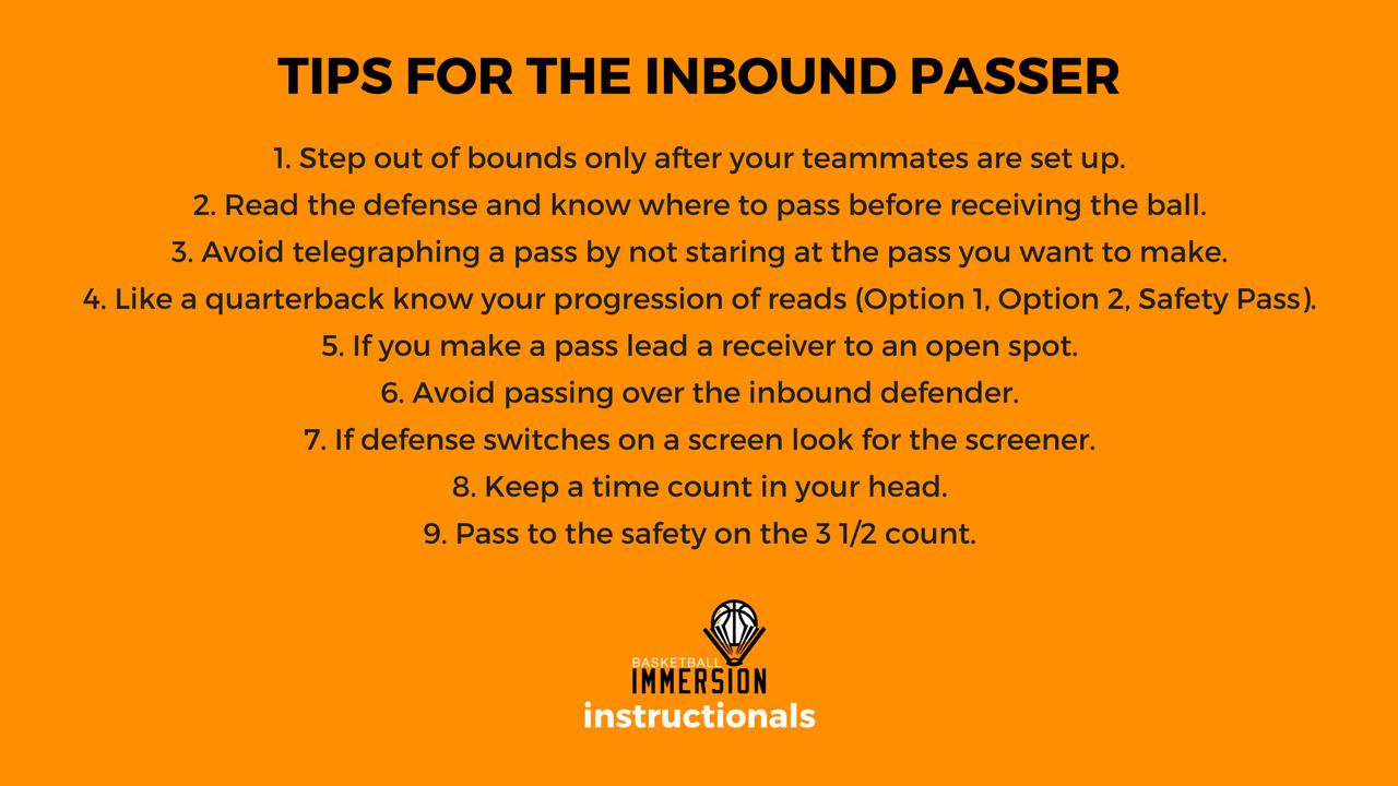 Tips for Inbounder